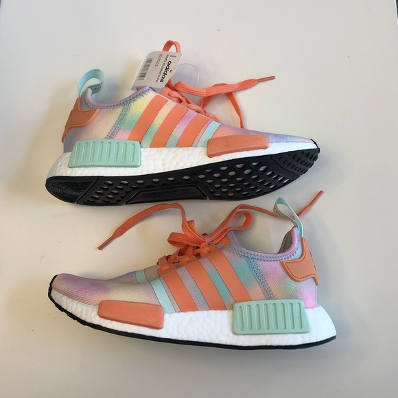 Adidas Shoes Nmd R1 Tiedye Poshmark